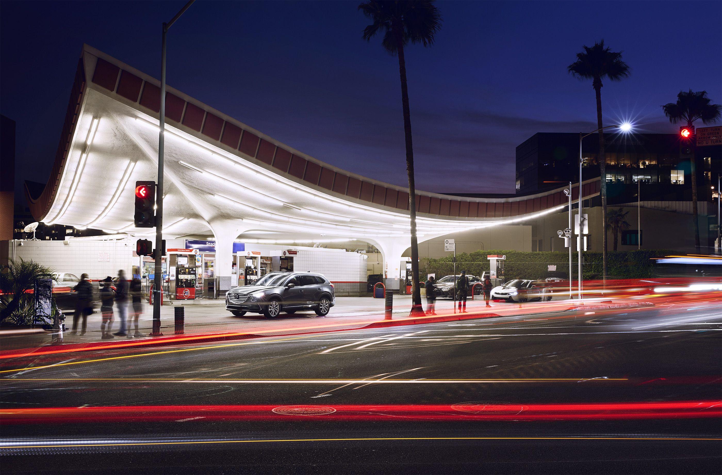 Alex Bernstein's Mazda CX9 photography