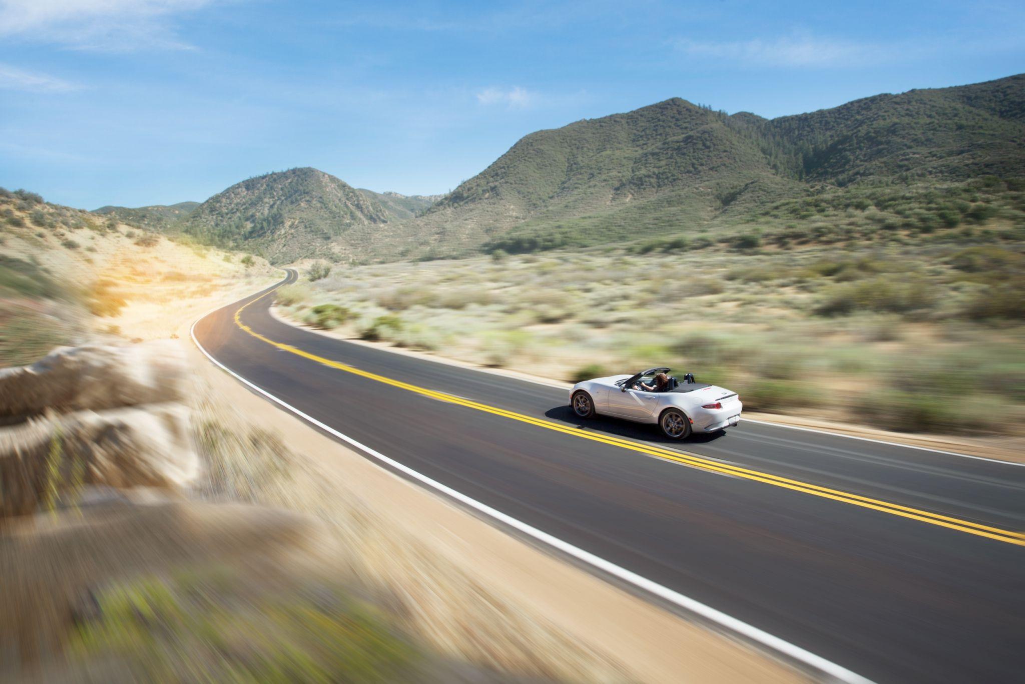 Photographer Peter Dawson's Mazda Miata project