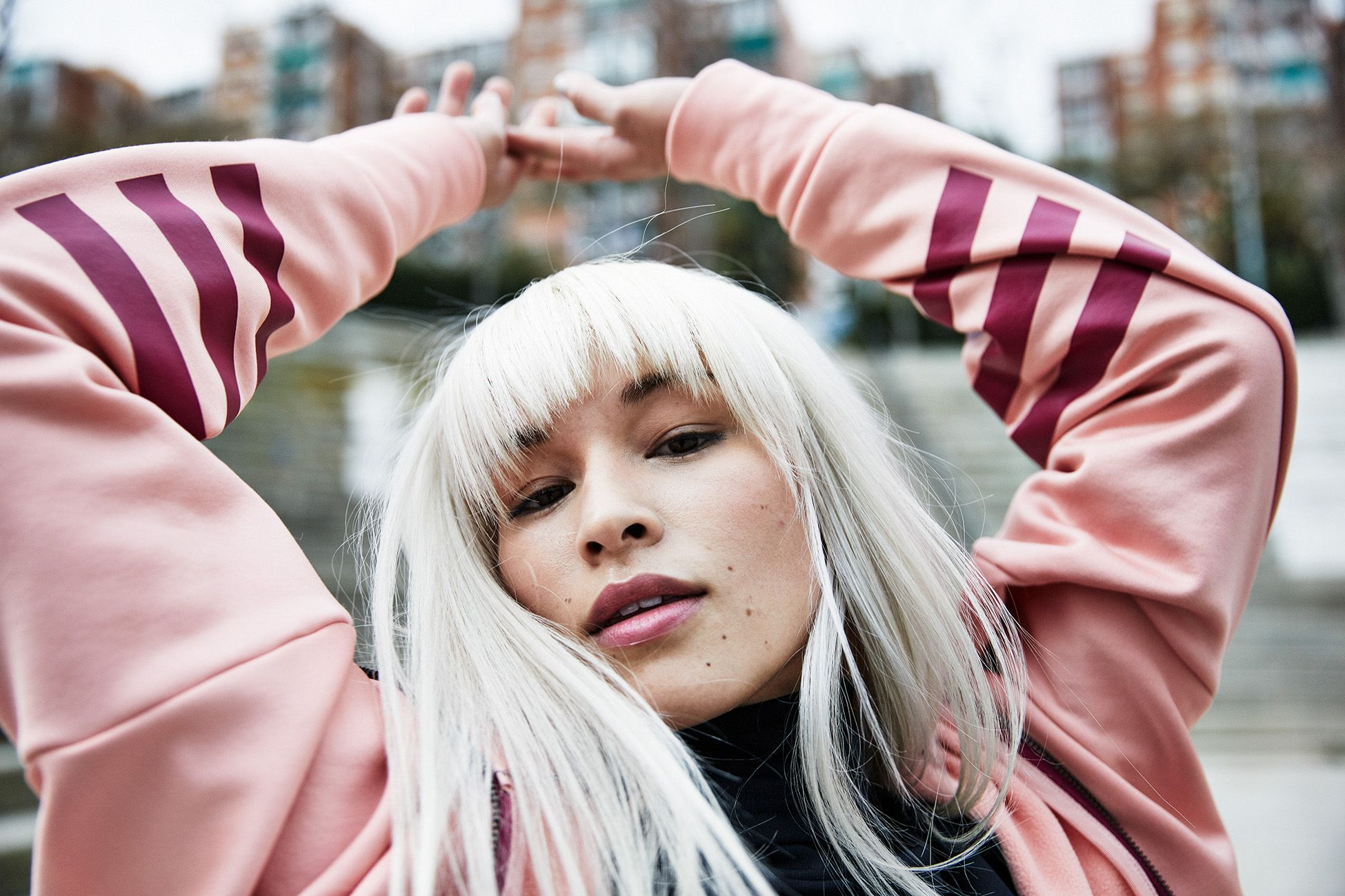 Photographer Ture Lillegraven for adidas Neo