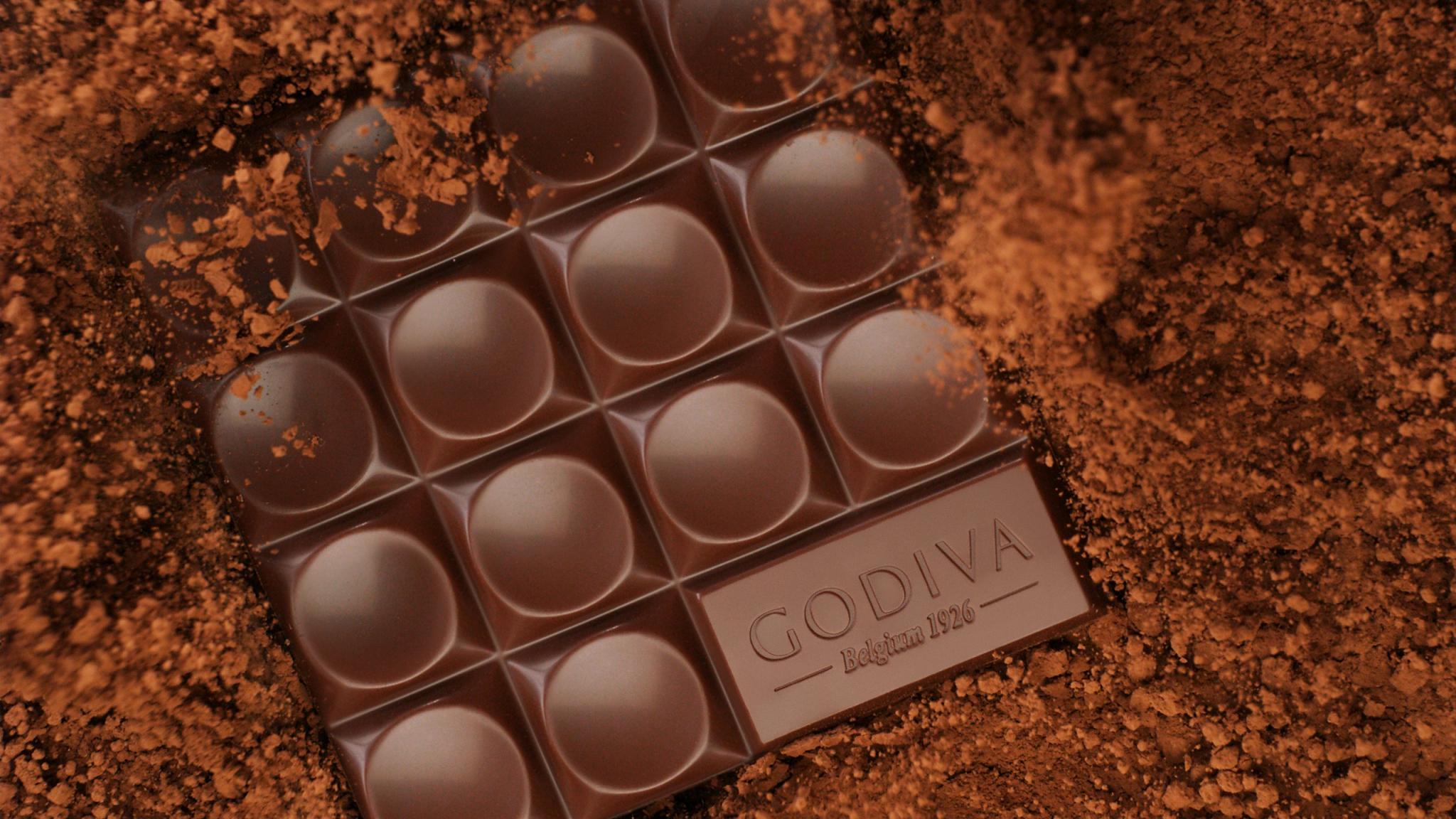 Godiva chocolate video directed by Lisa Shin
