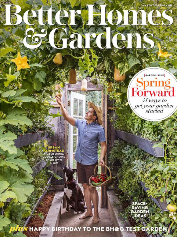 Magazine: Better Homes U0026 Gardens Design Director: Jarret Einck Photo  Editor: Holly Pruett Subject: East Sacramento Farms