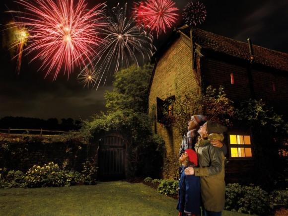 HSBC Fireworks